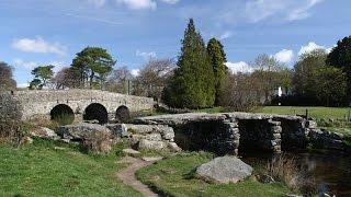 Postbridge United Kingdom  city pictures gallery : Postbridge medieval clapper bridge