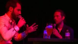 Interview Robin Pecknold (Fleet Foxes) Ancienne Brussel 18 November 2017