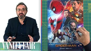 Video Every Marvel Movie Poster, Explained  | Vanity Fair MP3, 3GP, MP4, WEBM, AVI, FLV Februari 2019