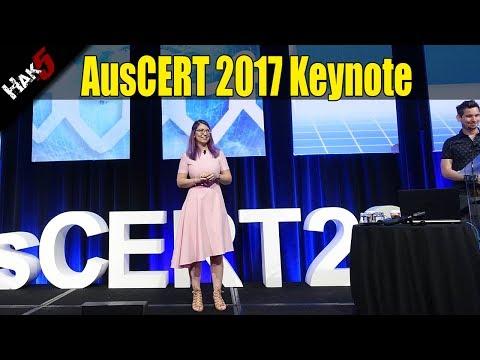 Hak5 Keynote AUSCERT 2017