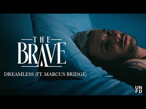 The Brave - Dreamless ft. Marcus Bridge of Northlane [Official Music Video]