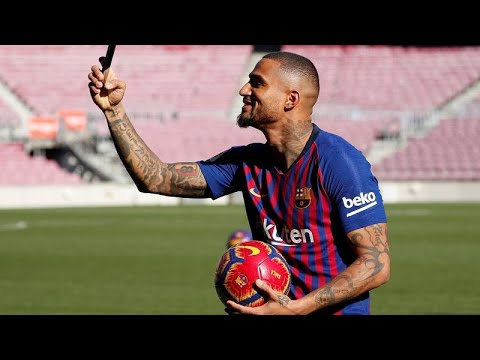 FC Barcelona leiht sich Kevin-Prince Boateng bis zum Saisonende