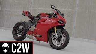 1. Ducati 1199 Panigale Review
