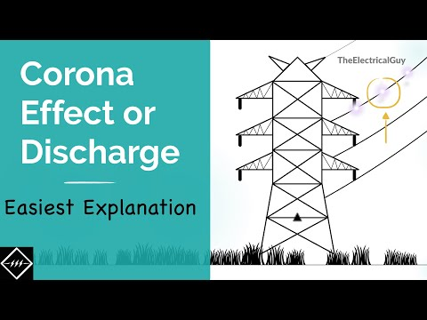 Electrical Corona Effect   Causes, Effects & Ways to minimise   TheElectricalGuy