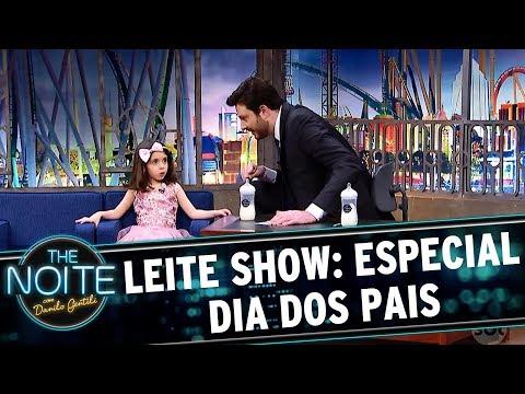 Imagens de feliz páscoa - Leite Show: Especial dia dos pais  The Noite (14/08/17)
