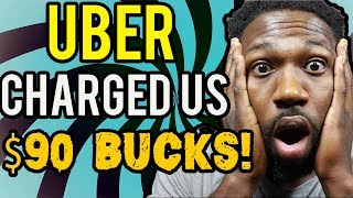 My uber driver tried to scam us out of $90 bucks. These uber scams need to stop. Find ou what happened in this week's uber storytime!Subscribe to Young_LyfeStyle- https://goo.gl/Wd56duSign up for Postmates Or Recieve Money Off Your Meal-Use Promo Code - brandonyoung0824@gmail.comJoin the Facebook Group - https://www.facebook.com/groups/820709908085237/Need Postmates Tips and Tricks or want to watch postmates Vlogs?Watch them here: https://www.youtube.com/playlist?list=PLCnOJ0oDI16naYQoQihB1UAfGFXNRdV0MHIRE ME FOR YOUR BUSINESS:  http://www.brandonmaymediaservices.com/Need Accessories For Your RideShare ( Cop These Items)Duracell Car Charger: http://amzn.to/2pGOjPEIphone Lightning Cable: http://amzn.to/2pHkIWZAndriod Fast Charging Cable : http://amzn.to/2rb5P0fCar Vent Phone Mount: http://amzn.to/2raBe34Car Dash Cam: http://amzn.to/2qBhp7ZPillow for Back Support: http://amzn.to/2pH24yKMY FILMING SETUP Canon T5i-  http://amzn.to/21XRlx7Lighting - http://amzn.to/2rd0NjNThese are affiliate links . So I will get a small commission if you press them :).All Business Inquires and Collaboration : Send an email toContact: yearofthegentlemen20@gmail.comSOCIAL MEDIATWITTER: http://twitter.com/YrofGentlemenInstagram: http://instagram.com/young_lyfestyleFacebook: https://www.facebook.com/YoungLyfeStyle/SNAPCHAT: young_lyfestyleLINKS TO MY WEBSITE: http://yearofthegentlementv.com/GO READ MY BLOGS!MAKE SURE TO LEAVE A LIKE DISCLAIMER:ALL OF MY VIDEOS ARE BASED SOLELY UPON MY OWN EXPERIENCES AND OPINIONS.  I AM NOT HERE TO OFFEND ANYONE. JUST TALKING STRAIGHT FACTS!
