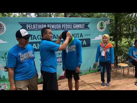 Perkemahan dan kegiatan Repeat mahasiswa di KHDTK Tumbang Nusa Kalimantan Tengah yang merupakan lokasi stasiun penelitian BP2LHK Banjarbaru