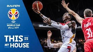 Germany v Austria - Highlights - FIBA Basketball World Cup 2019 - European Qualifiers
