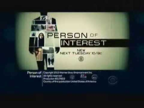 Person of Interest 3.17 (Preview)