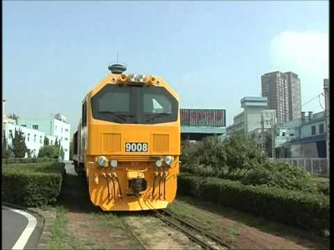 KiwiRail Chinese diesel locomotive