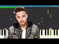 Liam Payne ft. Quavo - Strip That Down - Piano Tutorial