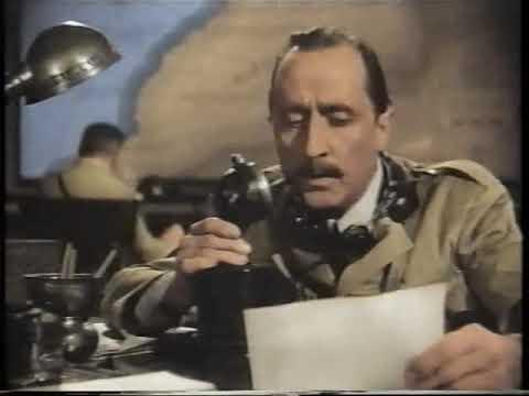 Casablanca 1942 - Início do clássico dublado colorizado