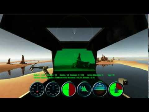 Video of Heli Combat