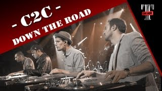 C2C - Down The Road (Live on TV Show TARATATA) - YouTube