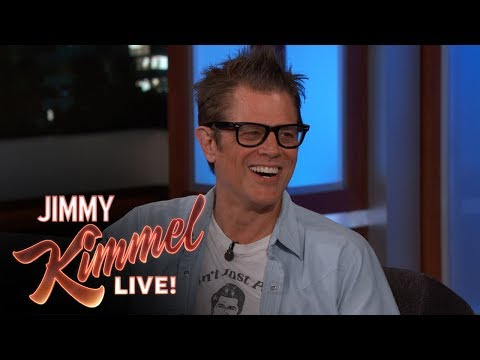Johnny Knoxville's Eye Popped Out