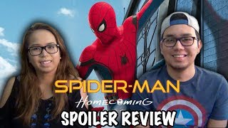 Marvel Studios and Sony Spiderman Homecoming 2017 Movie Film Review Spoiler Talk Discussion Starring Tom Holland Robert Downey Jr. Michael Keaton and ZendayaPlease SHARE and SUBSCRIBE for more! Follow the Ray & Danii TWITTER Page https://twitter.com/RaynDaniiTVAnd on FACEBOOKhttps://facebook.com/RaynDaniiTV~FOLLOW THE FAM~RayInstagram: http://instagram.com/RayKenseiTwitter: http://twitter.com/RayKenseiDaniiInstagram: http://instagram.com/DaniiHerondaleTwitter: http://twitter.com/DaniiHerondalePREVIOUS VIDEOS:Spider-Man Homecoming Movie Review https://youtu.be/m-w-5QLKPfQThe Foreigner Official Trailer Reactionhttps://youtu.be/Su4ZSpypLxQShadowhunters 2x14 The Fair Folk Reactionhttps://youtu.be/6nYe_suzgNkDragon Ball Super English Dub Episode 23 Reactionhttps://youtu.be/feb6AtERZaEShadowhunters Season 2 Episode 13 Reactionhttps://youtu.be/TeaSm4NUf1wGame Of Thrones Season 7 Winter Is Here Official Trailer 2 Reactionhttps://youtu.be/ohCFljUVx6MDragon Ball Super English Dub Episode 22 Reactionhttps://youtu.be/5oc1j5HOqq4Attack on Titan Season 2 Episode 12 Reactionhttps://youtu.be/M6V228AbTMMShadowhunters 2x12 You Are Not Your Own Reactionhttps://youtu.be/RXRBRax_d3cOlaf's Frozen Adventure Official US Trailer Reaction https://youtu.be/TnPYrkPf4-8