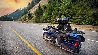 4. Gold Wing Owner Video - Using the Audio System and Radio Presets