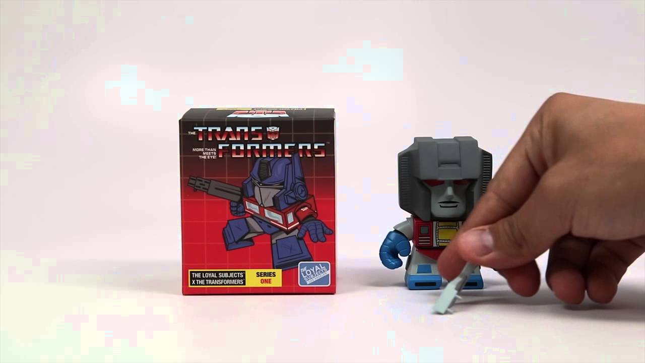 Transformers by Loyal Subjects Blind Box! Ep 3