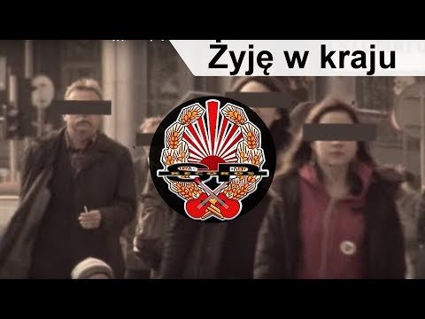 Video STRACHY NA LACHY - Żyję w kraju [OFFICIAL VIDEO] download in MP3, 3GP, MP4, WEBM, AVI, FLV January 2017