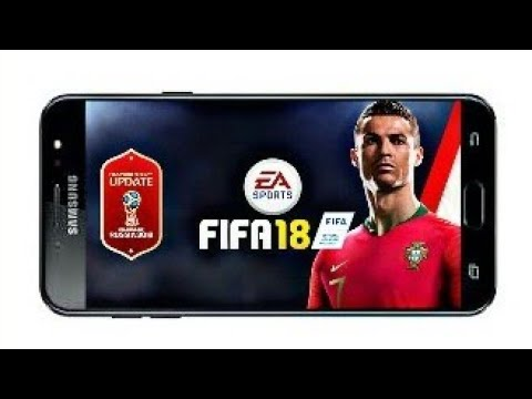 (60MB) How To Download FIFA 18 World Cup Game For Android