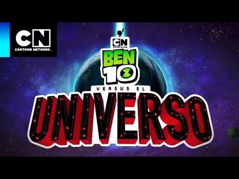 Ben 10 versus el Universo: La película   Avance   Cartoon Network