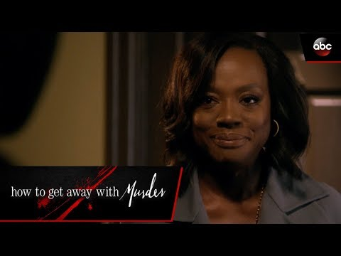 Season 5 Episode 6 Ending - How To Get Away With Murder