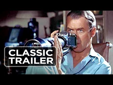 Rear Window Movie Picture