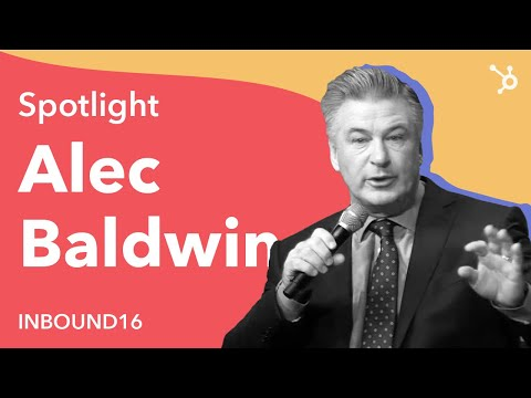 Alec Baldwin Keynote