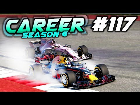 ISSUES FOR RED BULL SAVE US IN USA - F1 2017 Career Mode Part 117