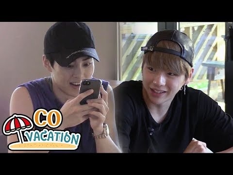 [Co-Vacation: Xiumin & Daniel] Xiumin's Googling Daniel 20170910