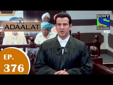 Adaalat - अदालत - Anokhi Chunauti - Episode 376 - 23rd November 2014