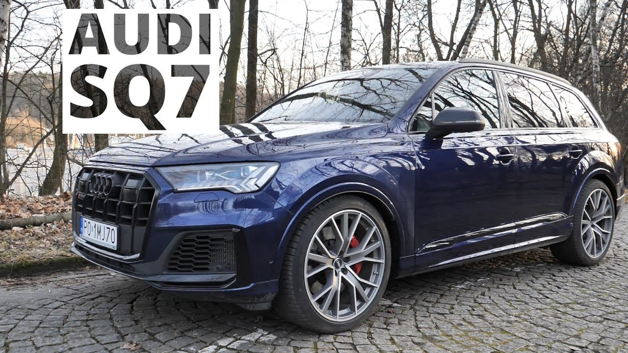 Audi SQ7 - czuję się oszukany!