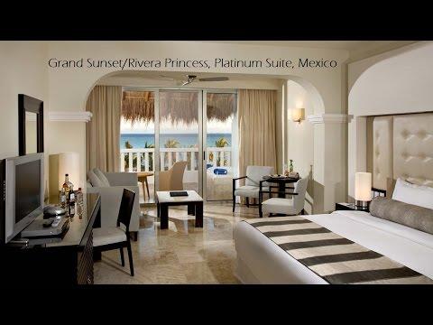 Grand Sunset/Rivera Princess, Platinum Suite, Mexico