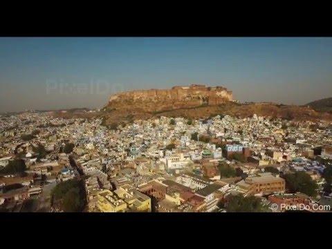 Jodhpur Aerial Video