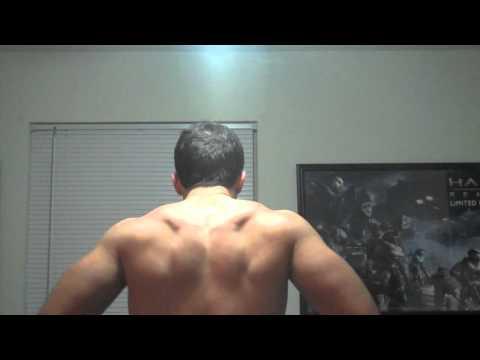 Rambo Fitness: My Lat Spread