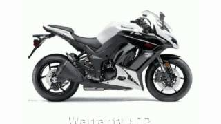 10. 2011 Kawasaki Ninja 1000 - Specification and Details
