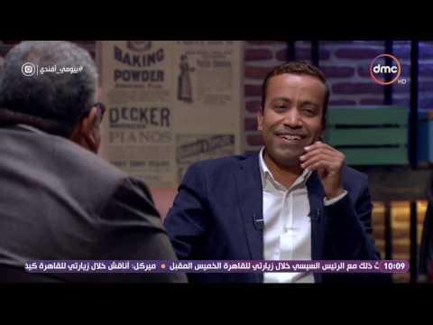 """سامح حسين يروي كيف واجه التفاهة عندما كان يعمل """"جرسون"""""""