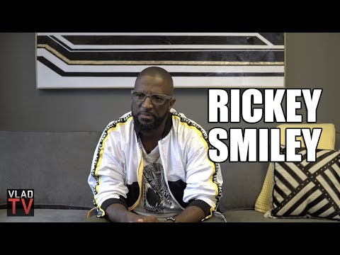 Rickey Smiley: As a Christian, I'm Not Bothered by Lil Uzi Vert's Satanic Trolling (Part 8) (видео)