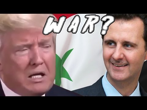 ARE WE GOING TO WAR WITH SYRIA? (Upload Attempt #2 After Worldwide Ban)