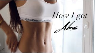 I got increasing requests to do a video about how to get abs so here are some tips on how I achieved the stomach that I have today. I mainly train obliques and waist training has helped tremendously with shaping my middle section and getting rid of fat & stubborn areas such as love handles. Hope this video will help some of you. I love you babes!Shop my Waist Trainers: https://www.waistcartel.comFollow me on Instagram to stay updated: https://instagram.com/cocoliliiWe're close to 500k! Subscribe here: http://bit.ly/1ob99iQ Check out my french channel here: http://www.youtube.com/cocolilifrenchWhere to find me:♥ MY SNAPCHATlili.lizi♥ INSTAGRAM@cocoliliiBUSINESS INQUIRIES: COCOLILIPR@GMAIL.COM_______________________POPULAR VIDEOS:My Morning Routine: http://bit.ly/1XPu4L4My Fitness Routine: http://bit.ly/1Sln8VOAt Home Workout  No Equipment: http://bit.ly/2eAbkTbWhat I Ate Today  Healthy Meal Ideas : http://goo.gl/Myed31Waist Training / Corset Training: http://goo.gl/WQ1b2TFlawless Skin Foundation Routine : http://goo.gl/27CmuPFitness & Weight Loss Motivation : http://goo.gl/6dRta3How to get a Flat Stomach Fast: http://bit.ly/1nMMKwCFashion Try On Haul: http://bit.ly/2dPBGPY--------------------------------------------------------------------FAVORITE PRODUCTS & DISCOUNT CODES• WAIST TRAINER I USE: http://www.waistcartel.com•  BELLAMI HAIR:  http://bit.ly/1T5zY6w  (code COCOLILI)• SIGMA brushes: http://goo.gl/LzEFv2 (code cocolili)• Face Cleansing Brushes: http://goo.gl/lXmHgl (code COCOLILI for 70% off any face and body brushes)• Beenigma Cream: http://goo.gl/tLkT4Y• Banish Acne Scars: http://bit.ly/1JypIBV• Teeth Whitening: http://bit.ly/1VKfKX3