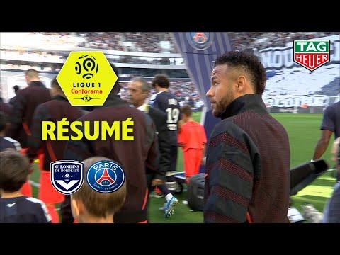 Girondins de Bordeaux - Paris Saint-Germain ( 0-1 ) - Résumé - (GdB - PARIS) / 2019-20