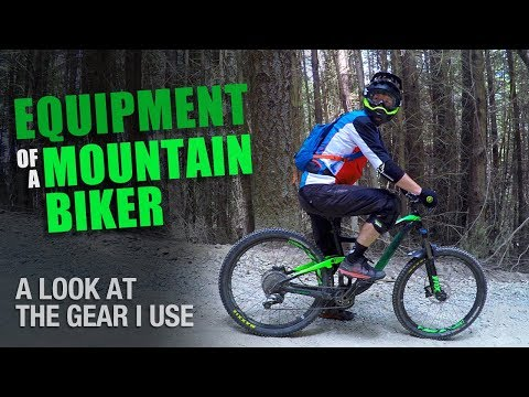 Equipment of a Mountain Biker - My gear review  [Ep#21]