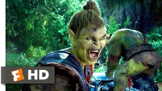 Warcraft - Orc Ambush Scene (1/10) | Movieclips