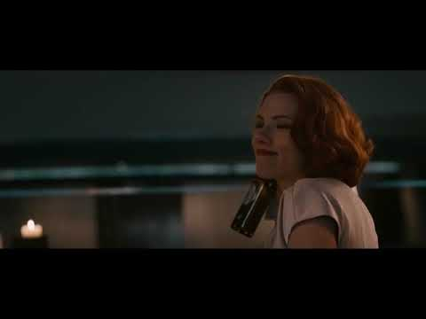 Avengers Age of Ultron. Lifting Thor's Hammer Movie CLIP HD