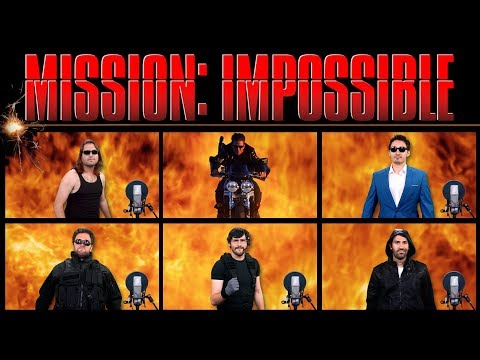 Mission: Impossible Theme Acapella