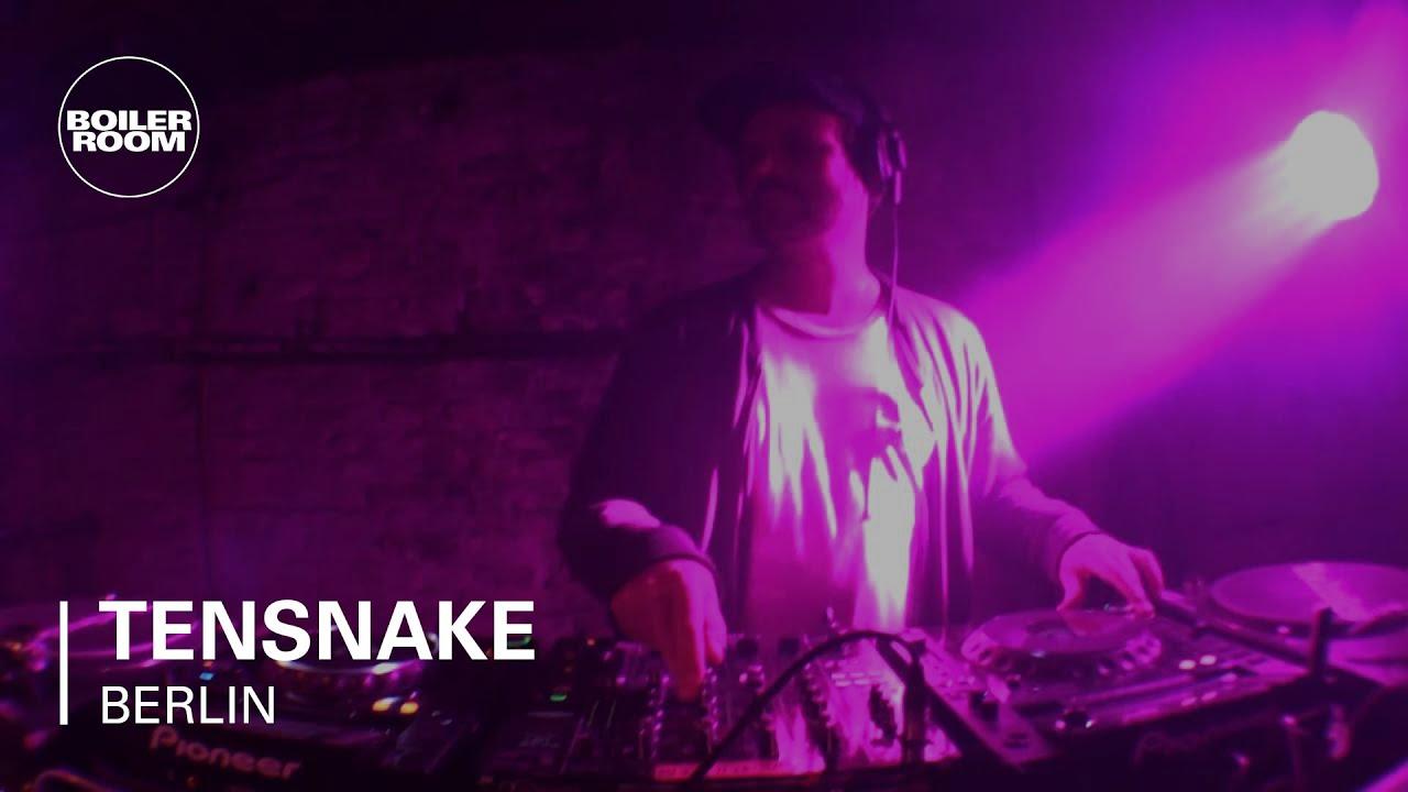 Tensnake - Live @ Bread & Butter x Boiler Room Berlin 2016