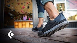 Introducing Black Diamond Performance Lifestyle Shoes by Black Diamond Equipment