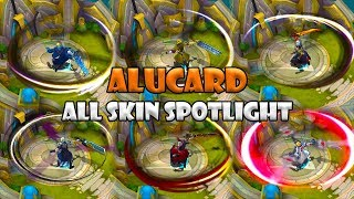 Video Mobile Legends Alucard All Skin Spotlight MP3, 3GP, MP4, WEBM, AVI, FLV November 2018