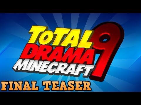 Total Drama Minecraft - Season 9: Final Teaser Trailer