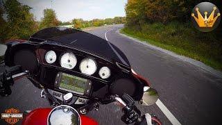 3. 2017 Harley Davidson Street Glide | First Ride